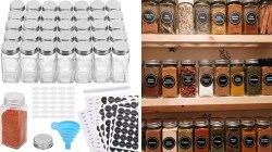 Amazon: Spice Bottles 36-Piece Set $31 (Reg. $60) Shipped