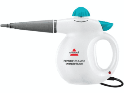 Walmart: BISSELL Powersteamer XR Hand Held Steamer – 2994W for $29.96 (Reg. Price $34.96)