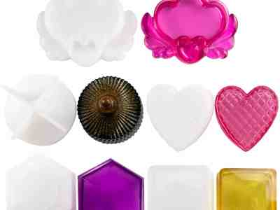 Amazon: Box Resin Molds, Just $7.99 (Reg 19.99) after code!