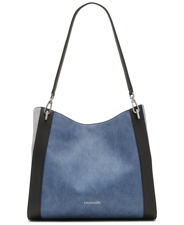 Macy's: Calvin Klein Ellie Large Tote for $89.00 (Reg. Price $178.00)