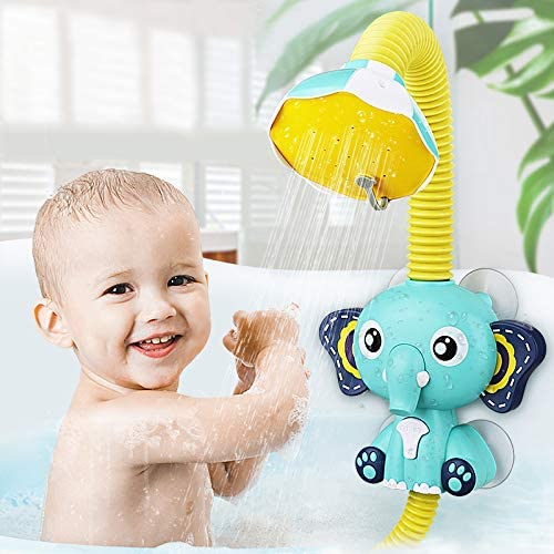 Amazon: Cute Elephant Bath Toy, Just $13.99 (Reg $27.99) after code!