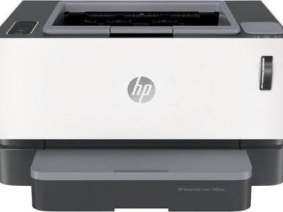 Staples: HP Neverstop 1001nw Wireless Black & White Laser Cartridge-Free Tank Printer, Just $249.99 (Reg $279.99)