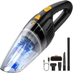 Amazon: Handheld Vacuum Cleaner Cordless,AUCEE 9000PA 120W High Power, Just $12.79 (Reg. $35.99) with  coupon!