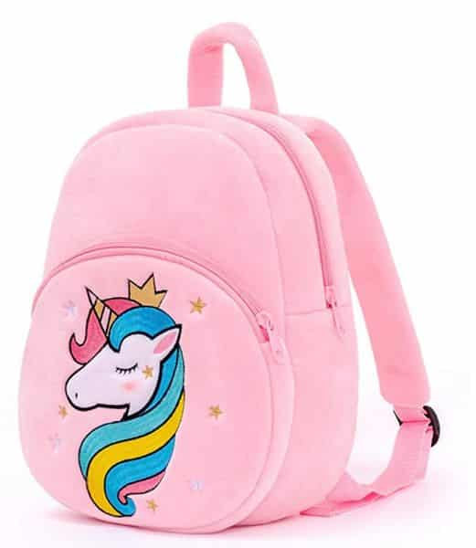 Amazon: Lazada Toddler Backpack Kids Backpacks Unicorn Cloud Pink, Just $6.39 (Reg $16.99) after code and coupon!