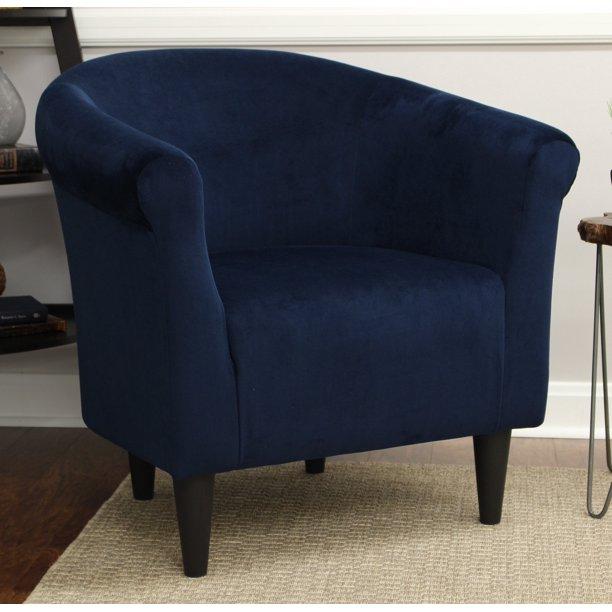 Walmart: Mainstays Microfiber Bucket Accent Chair for $109.00 (Reg. Price $200.00)