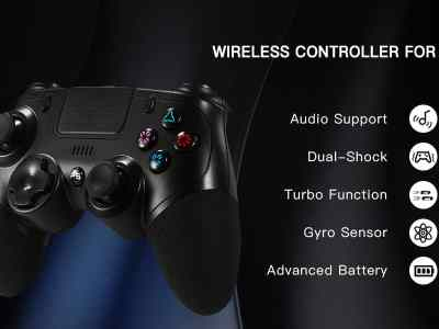 Amazon: PS4, PS3, PC controller, Just $19.99 (Reg $39.99) after code!