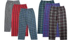 Walmart: Men's Pajama Pants 3-Pack $20 (Reg $50) – That's $6.65 Each!