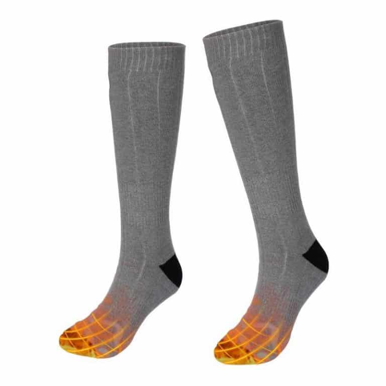 Amazon: Rechargeable Electric Heating Socks for $8.99 (Reg. Price $29.99) at checkout!