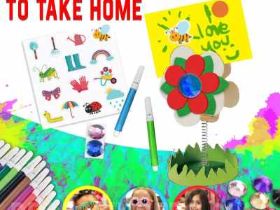 JCPenny: Free Kids Craft to Take Home!