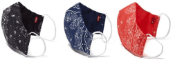 Amazon: Levi's Face Masks 3-Pack JUST $3.99