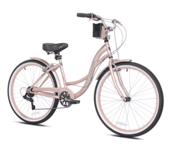 Walmart: Rose Gold Cruiser, Only $124