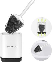 Amazon: Asobeage Toilet Brush Just $1.28 (Reg. $16)