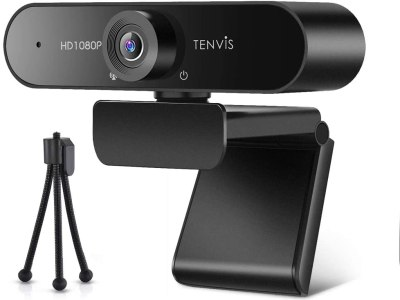 Amazon: 1080P Business Webcam with Microphone for Desktop Laptop, Just $23.99 (Reg $39.99) after code!