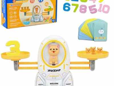 Amazon: Balance Counting Math Games for $9.99 (Reg. Price $19.99) after code!