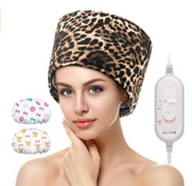 Amazon: Hair Steamer Deep Conditioning Heat Cap, Just $14.99 (Reg $29.99) after code and coupon!