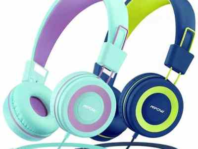 Amazon: Kids Headphones with Microphone 2 Pack, Just $17.99 (Reg $29.99) after code and coupon!