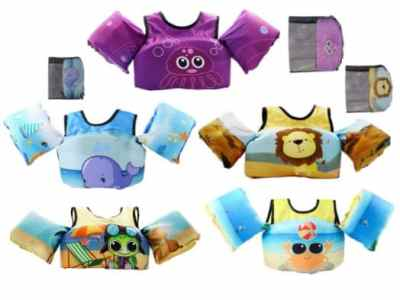 Amazon: Kids Swim Vest for $15.49 (Reg. Price $30.99) at checkout!
