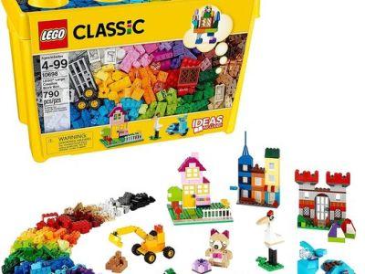 Amazon: LEGO Classic Large Creative Brick Box, Just $37.99 (Reg $59.99)