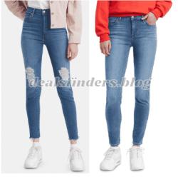 Macy's: Levi's Jeans start at $8.96 (Reg. $69.50)