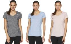 Proozy: Reebok Women's Fitted Jersey T-Shirt $5.99 (Reg. $30)