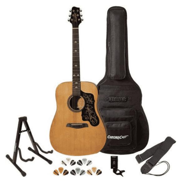 Walmart: Sawtooth Acoustic Guitar for $124.04 (Reg. Price $178.89)