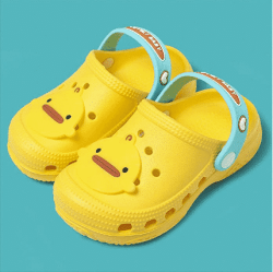 Amazon: Toddler Garden Clogs Slip On Water Shoes for ONLY $11.99 W/Code (Reg. $19.99)