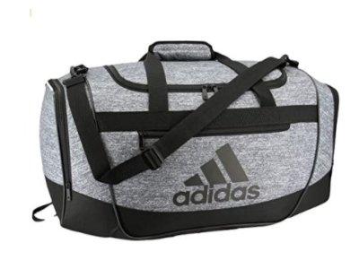 Amazon: adidas Defender 3 Medium Duffel Bag for $29.99 (Reg. Price $40.00)