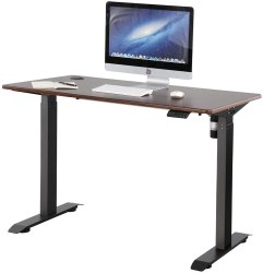 Amazon: Lecowisd Electric Standing Desk $130.49-$178.19 (Reg. $289.99-$395.99)