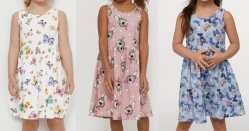 H&M: Girls Dresses from $3.59 – Today Only
