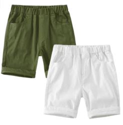 Amazon: ZiweiStar Toddler Kids Summer Cotton Shorts $5.59-$8.79 (Reg. $13.98)