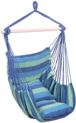 Amazon: Hammock Swing Chair $35.99 (Reg. $119.97)