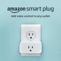 Amazon: Amazon Smart Plug, Works with Alexa for ONLY $0.60 w/code (Reg. $14.99)