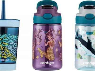 Contigo Kids Cups & Tumblers Just $5.66 Each on Kohls.com (Regularly $13)