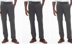 Amazon: Gap Factory Men's Khakis $5.98 (Reg. $50)