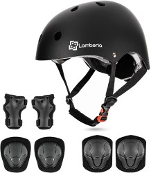 Amazon: Lamberia Kids Bike Helmet for ONLY $12.49 w/code (Reg. $24.99)