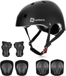 Amazon: Lamberia Kids Bike Helmet for ONLY $12.49 w/code (Reg. $24.99)