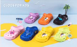 Amazon: Kids Clogs for ONLY $4.99 (Reg: $19.99)