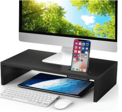 FREE LORYERGO 16.5 inch Monitor Stand Riser at Amazon just use code at Checkout