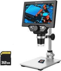 Amazon: PalliPartners LCD Digital Microscope for FREE just use code at checkout (Reg. $118.99)