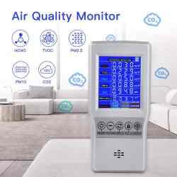 Amazon: FREE Air Quality Monitor!