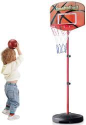Amazon: Toddler Mini Indoor Basketball Hoop with Stand $14.19 (Reg. $35.99)