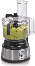 Amazon: Hamilton Beach Food Processor & Vegetable Chopper $30 (Reg. $50)