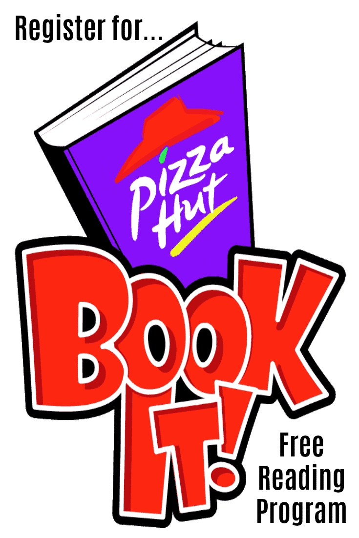 FREE Stuff From The Pizza Hut Book It Program for Homeschoolers & More!