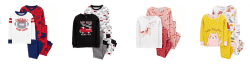 Kohl's: Carter's 4-Piece Pajama Sets JUST $5.40 (Reg. $20) + FREE Pickup