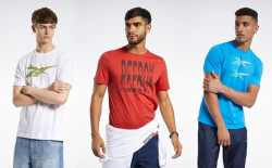 Reebok Men's T-Shirt $6.79 (Reg. $20)