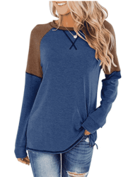Amazon: Women's Short/Long Sleeve Tunic Tops ONLY $1.99 (Reg. $19.98)