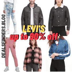 Kohls: Levi's Up to 90% Off