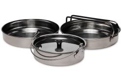 Backcountry: Stoic Stainless Steel Mess Kit Only $19.18 (Reg. $60)