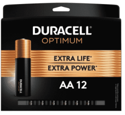 FREE Duracell Batteries After Rewards