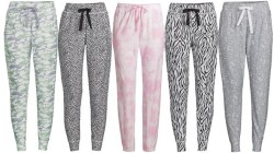 Walmart: Women's Pajama Pants $6.49 (Reg. $13)
